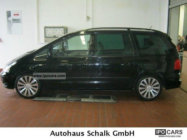 2002 Volkswagen  Sharan 2.8 V6 Highline Van / Minibus Used vehicle photo