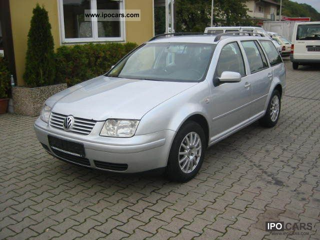 2004 Volkswagen  Bora Variant 1.9 TDI Estate Car Used vehicle photo
