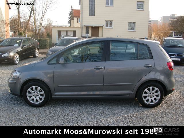 2006 volkswagen golf plus 2 0 tdi comfortline car photo. Black Bedroom Furniture Sets. Home Design Ideas