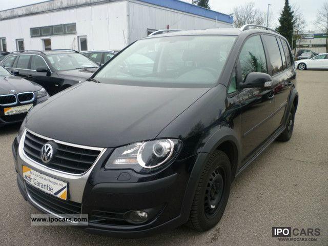 2009 volkswagen cross touran 1 4 tsi very well kept car. Black Bedroom Furniture Sets. Home Design Ideas