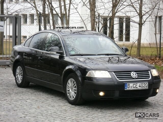 2004 Volkswagen  Passat 1.9 TDI Comfortline Auto Limousine Used vehicle photo