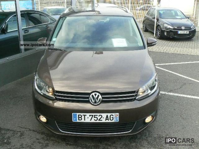 2011 volkswagen touran 2 0 tdi 140 e confortlin bvm6 7pl car photo and specs. Black Bedroom Furniture Sets. Home Design Ideas