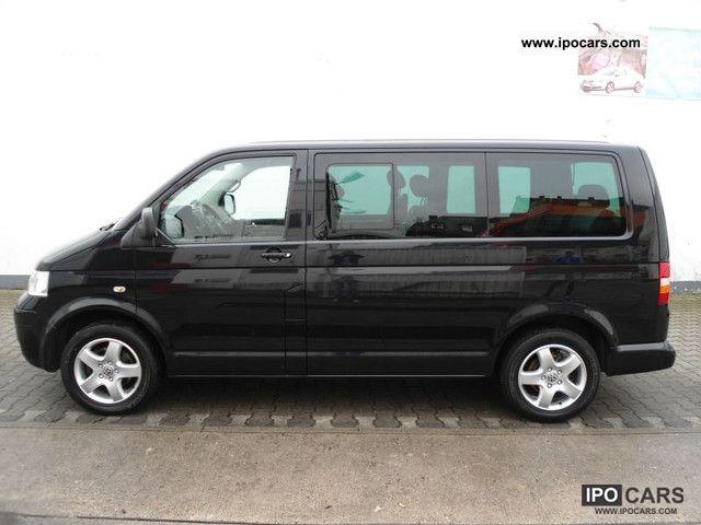 2008 Volkswagen  Multivan DPF 1.HAND * 52TKM * 7 SEATER * 17-INCH-ALU Van / Minibus Used vehicle photo