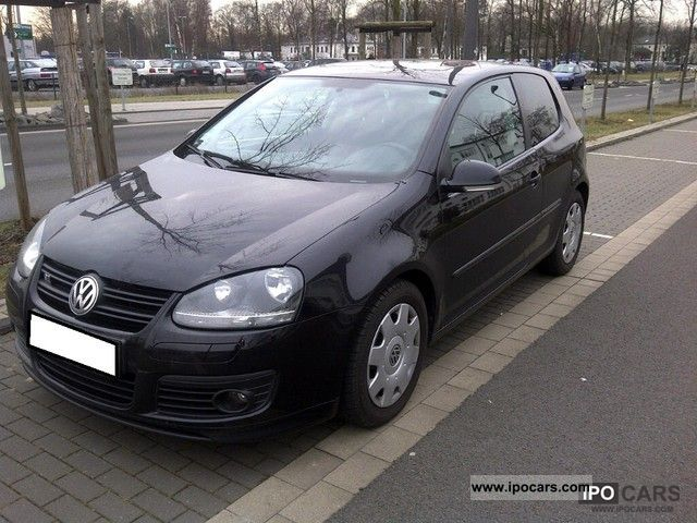 2007 Volkswagen Golf 1 6 Fsi Gt Sport Car Photo And Specs