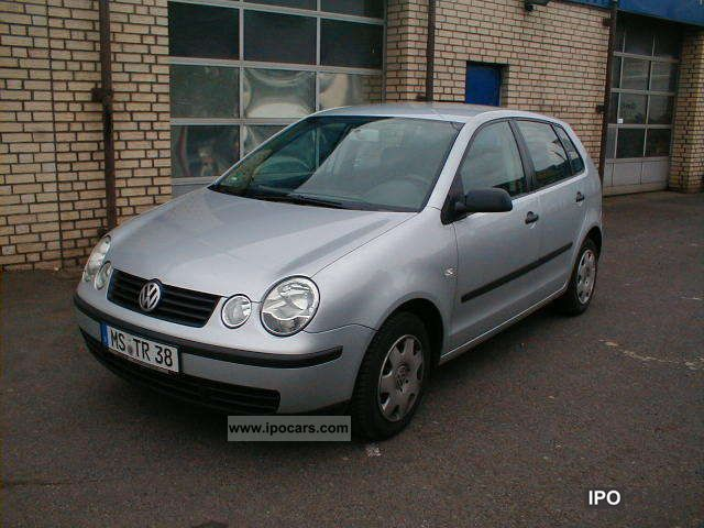 2004 Volkswagen  Polo 1.4 TDI Comfortline Small Car Used vehicle photo