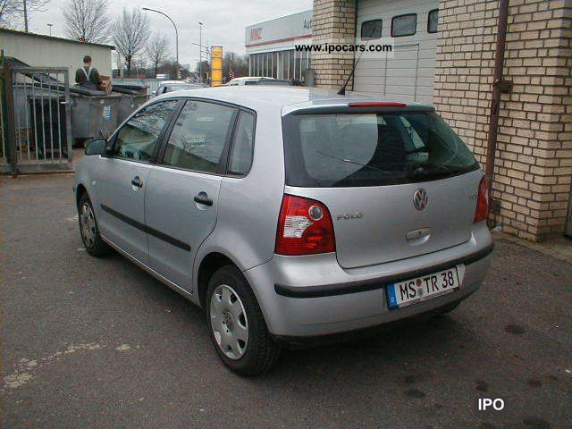 2004 volkswagen polo 1 4 tdi comfortline car photo and specs. Black Bedroom Furniture Sets. Home Design Ideas