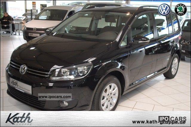 2011 volkswagen touran trendline 1 6 tdi 7 seater car photo and specs. Black Bedroom Furniture Sets. Home Design Ideas