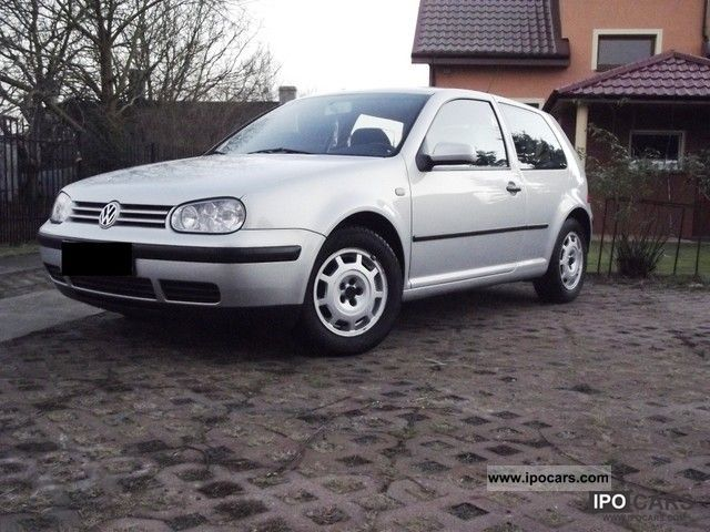 1999 Volkswagen  Golf IV climate elektryka Small Car Used vehicle photo