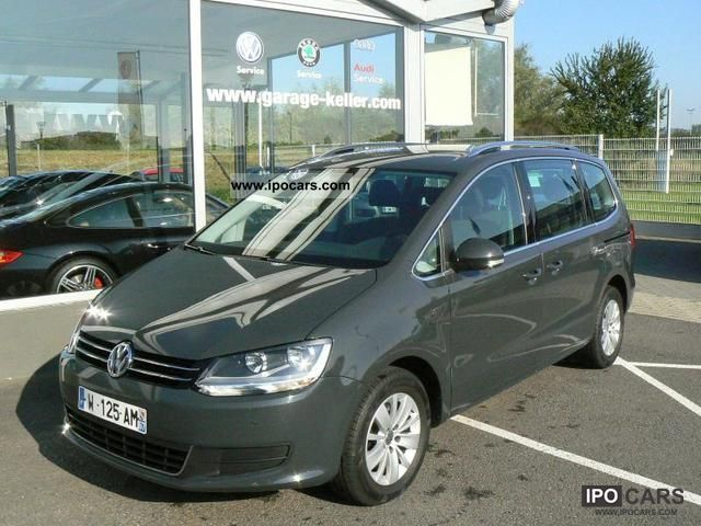 2010 volkswagen sharan 2 0 tdi 140 comfort bvm6 7pl car photo and specs. Black Bedroom Furniture Sets. Home Design Ideas