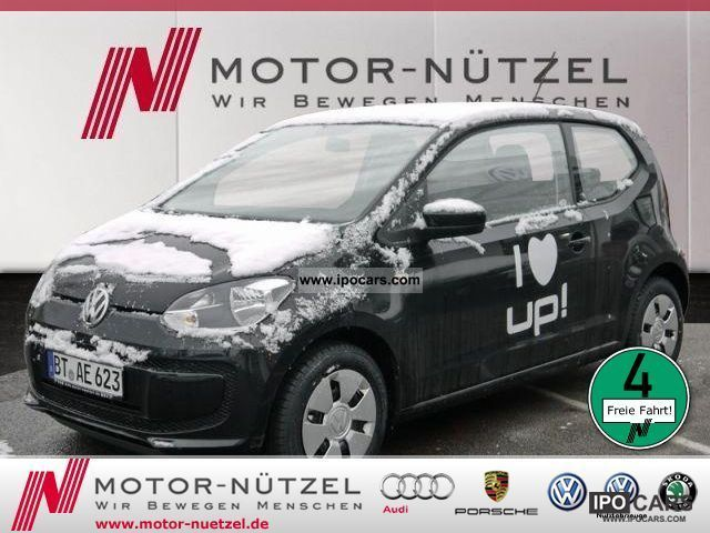 2011 Volkswagen  up 1.0 move up with more maps and WKR (Navi) Limousine Demonstration Vehicle photo