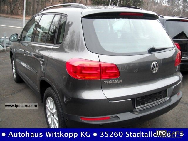 2011 volkswagen tiguan 2 0 tdi dpf bluemotion edition. Black Bedroom Furniture Sets. Home Design Ideas