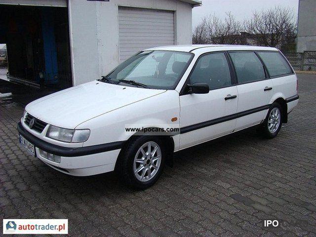 1995 Volkswagen  Passat Other Used vehicle photo