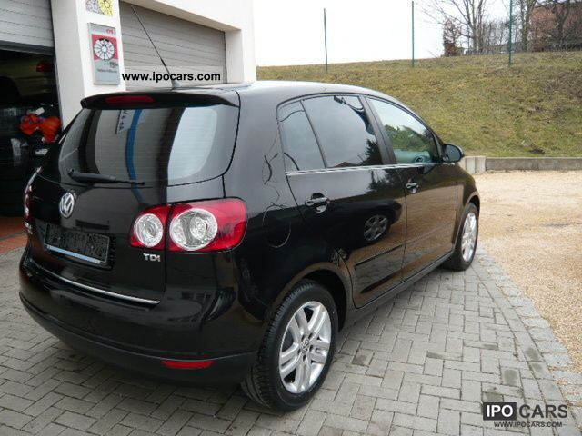 2006 volkswagen golf plus 1 9 tdi goal car photo and specs. Black Bedroom Furniture Sets. Home Design Ideas