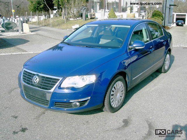 2008 Volkswagen  Passat 1.9 TDI Comfortline * AIR * SHZ * NAVI * CRUISE CONTROL * Limousine Used vehicle photo