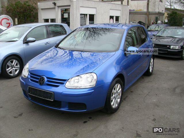 2007 Volkswagen  Golf 1.9 TDI Comfortline Limousine Used vehicle photo