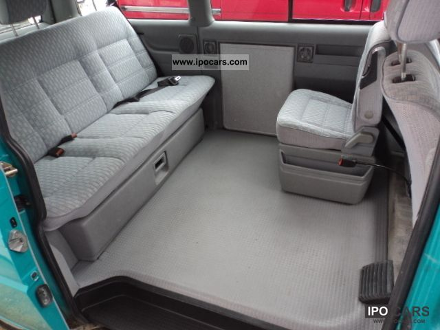 1992 Volkswagen Multivan T4 Automatic Climate Bed 6 Seater