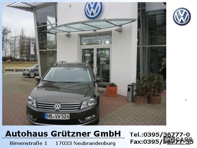 2012 Volkswagen  Passat Comfortline 2.0 TDI Technical BM 1 Estate Car Demonstration Vehicle photo