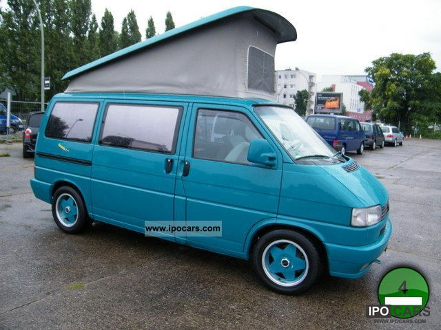 1995 volkswagen t4 multivan 2 5 i aufstelld westphalia 2 hd table and bet car photo and specs. Black Bedroom Furniture Sets. Home Design Ideas
