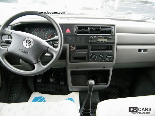 2001 volkswagen t4 bus 2 5 i air 5sitzer 2xschiebet r 2 hd abs car photo and specs. Black Bedroom Furniture Sets. Home Design Ideas