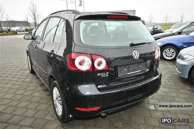 2010 volkswagen vw golf plus 1 6 tdi car photo and specs. Black Bedroom Furniture Sets. Home Design Ideas