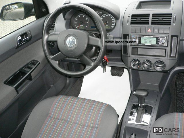 2005 volkswagen polo 1 4 automatic only 1hd 21tkm climate car photo and specs. Black Bedroom Furniture Sets. Home Design Ideas