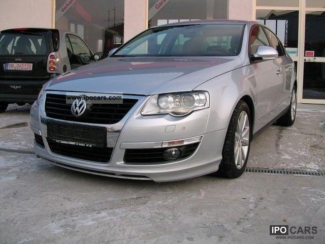 2006 Volkswagen  Passat 2.0 TDI DPF Sport Package \ Limousine Used vehicle photo