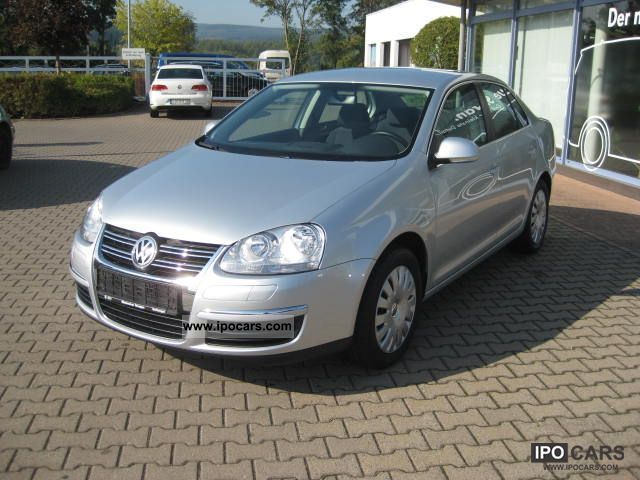 2008 Volkswagen  Jetta 1.6 Comfortline Limousine Used vehicle photo
