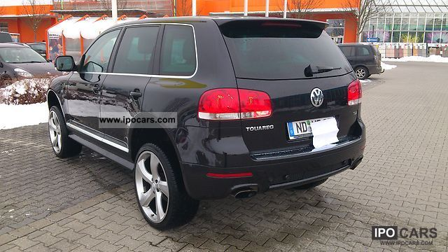 2005 volkswagen touareg 2 5 r5 tdi individual car photo and specs. Black Bedroom Furniture Sets. Home Design Ideas