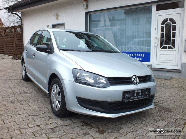 2009 Volkswagen  Polo 1.6 TDI Trendline Cool Sound & DPF Small Car Used vehicle photo