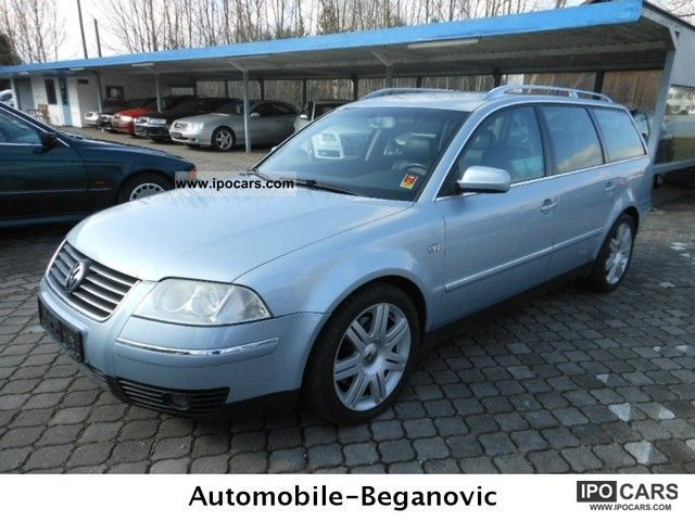 2001 Volkswagen  2.8 V6 4Motion Passat Variant Highline facelift Estate Car Used vehicle photo