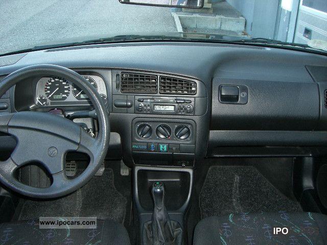 1995 Volkswagen Golf 3 1 6 Pink Floyd 4 Doors