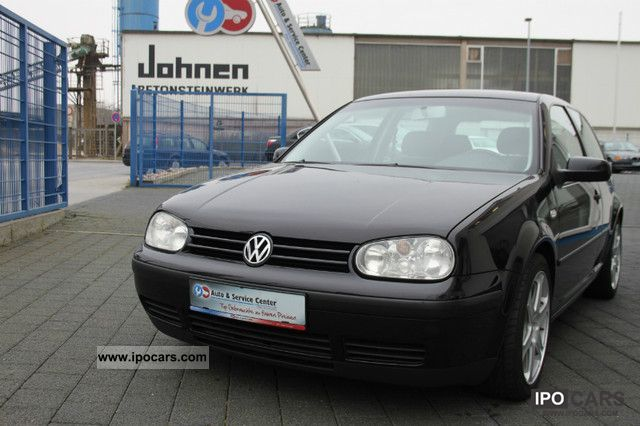 2003 Volkswagen  Champ Golf 1.6 (TÜV again!) Limousine Used vehicle photo