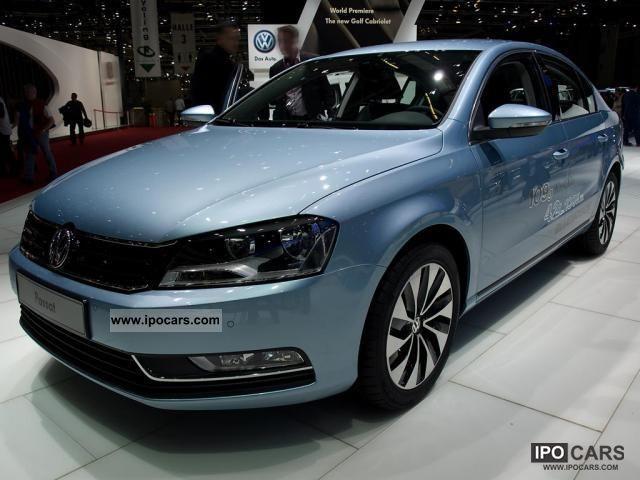 Volkswagen  Passat Trendline 1.4 TSI EcoFuel, 110kW, 6-speed 2011 Compressed Natural Gas Cars (CNG, methane, CH4) photo