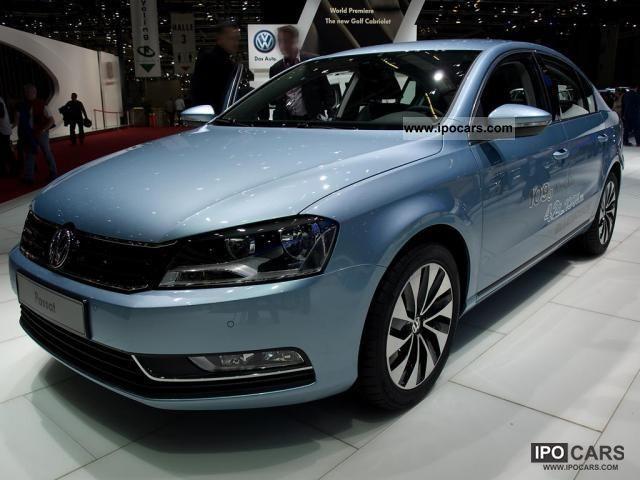 2011 Volkswagen  Passat Comfortline 1.8 TSI, 118 kW, 6-speed Limousine New vehicle photo