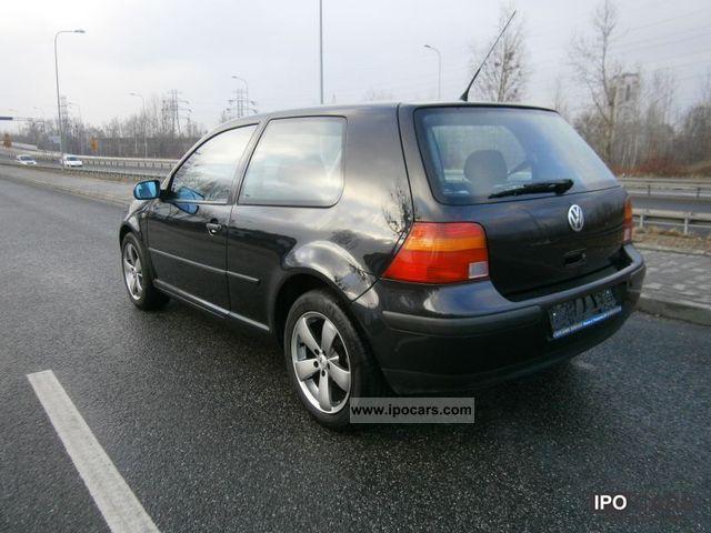 1999 Volkswagen Golf - Car Photo and Specs