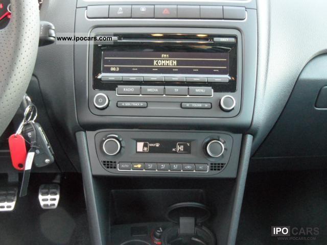 2011 volkswagen cross polo 1 2 tsi 105 ps radio cd 310. Black Bedroom Furniture Sets. Home Design Ideas