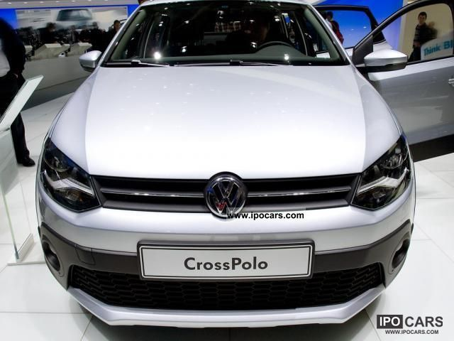 2011 volkswagen cross polo cross polo 1 6 tdi 66kw 5 speed car photo and specs. Black Bedroom Furniture Sets. Home Design Ideas