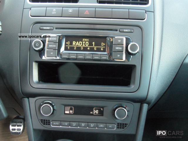 2011 volkswagen cross polo 1 2 tsi 105 hp 210 radio cd. Black Bedroom Furniture Sets. Home Design Ideas
