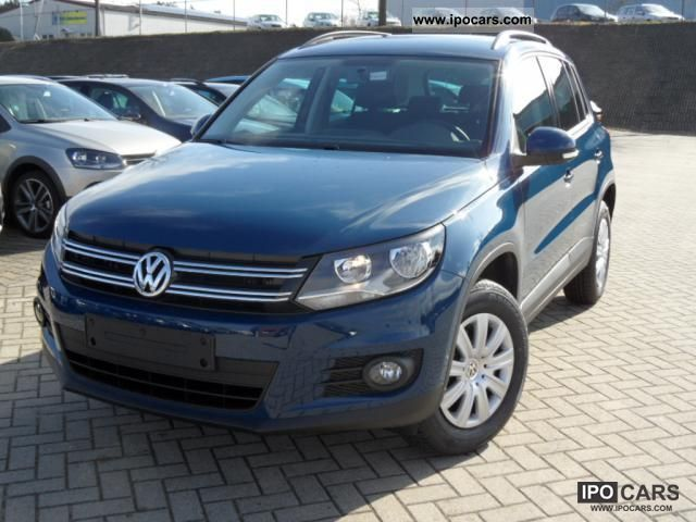 2011 volkswagen tiguan trend fun 4motion 2 0 tdi 140 hp rcd 3 car photo and specs. Black Bedroom Furniture Sets. Home Design Ideas