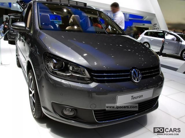 2011 volkswagen touran 1 2 tsi trendline bluemotion technolog car photo and specs. Black Bedroom Furniture Sets. Home Design Ideas