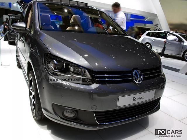 Volkswagen  Touran Comfortline 1.4 TSI EcoFuel, 110kW, 6 - ... 2011 Compressed Natural Gas Cars (CNG, methane, CH4) photo