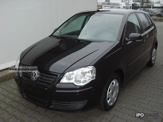2008 volkswagen polo 1 4 united car photo and specs. Black Bedroom Furniture Sets. Home Design Ideas