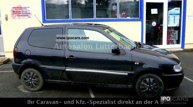 1997 Volkswagen  Polo 75 * D3 * Climate * el.SD * Small Car Used vehicle photo
