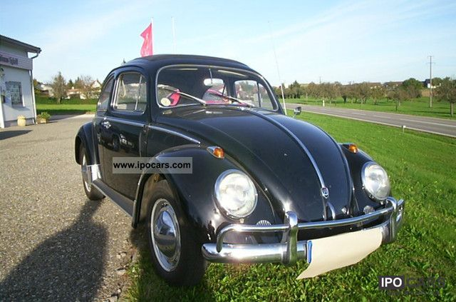 Volkswagen  Beetle 1962 Vintage, Classic and Old Cars photo