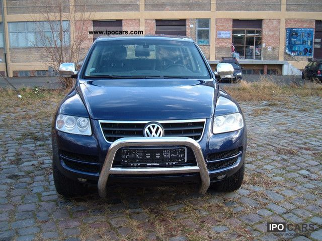 Volkswagen  Touareg 3.2 V6 Auto * LPG GAS * 2003 Liquefied Petroleum Gas Cars (LPG, GPL, propane) photo