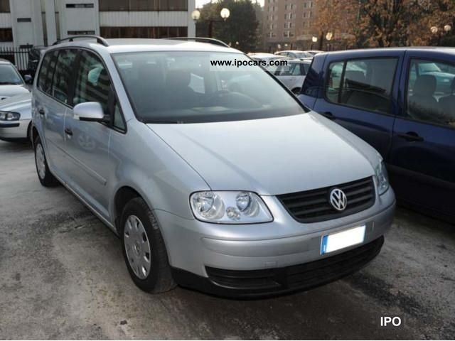 2005 volkswagen touran 1 9 tdi car photo and specs. Black Bedroom Furniture Sets. Home Design Ideas