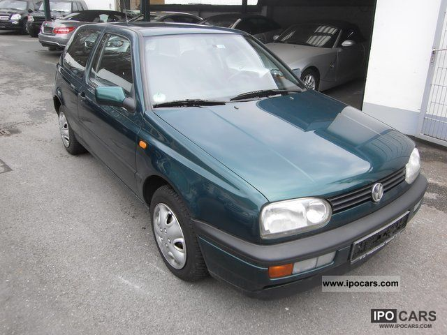1996 Volkswagen  Golf 1.8 Automatic climate Rolling Stones Small Car Used vehicle photo