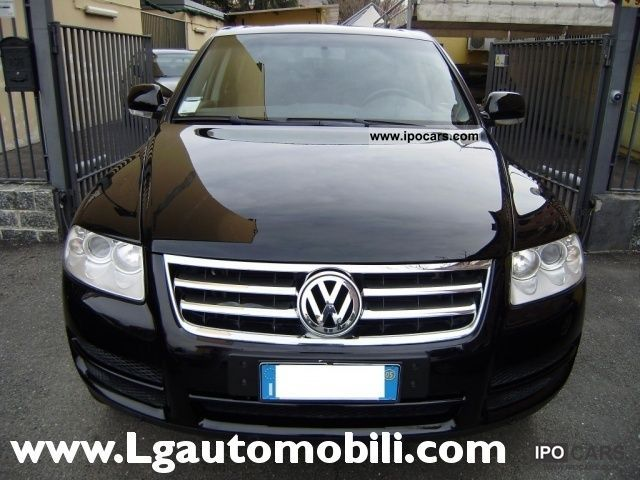 2005 volkswagen touareg 2 5 r5 tdi car photo and specs. Black Bedroom Furniture Sets. Home Design Ideas