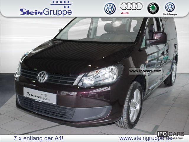 2006 Volkswagen  Caddy Trendline 5-seater 1.6-liter engine Roncalli Van / Minibus New vehicle photo
