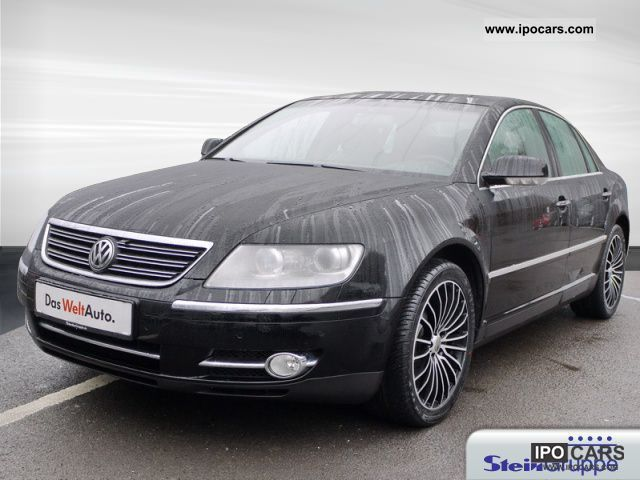 2008 volkswagen phaeton 3 0 tdi 4motion standheizung. Black Bedroom Furniture Sets. Home Design Ideas